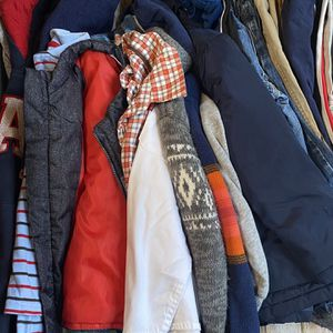 Lots Of Brand Name Clothes For Boys 4-5 All You Need For This Winter for Sale in Bothell, WA