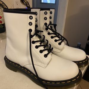 White Doc Martens for Sale in Whittier, CA