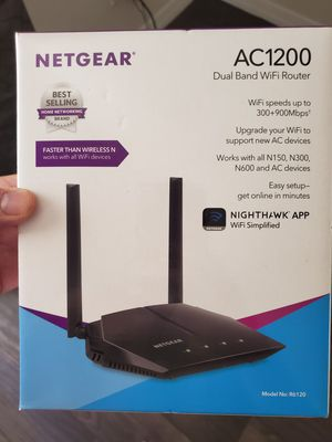 modem and router for Sale in Aurora, CO