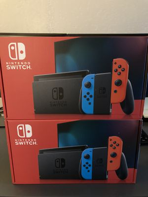 Nintendo Switch 32 GB Console w/ Neon Joy Cons for Sale in McDonald, PA