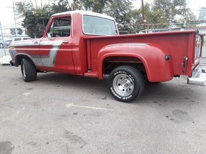 1977 Ford f100 custom clean title under my name second owner no rust original paint for Sale in San Diego, CA