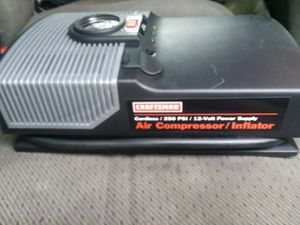 Cordless air compressor for Sale in Washington, DC