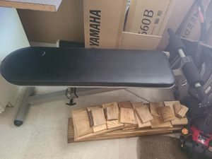 Adjustable weight bench for Sale in Harrisburg, PA
