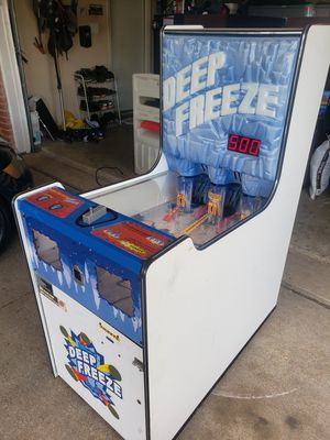 Deep freeze game for Sale in Cedar Hill, TX