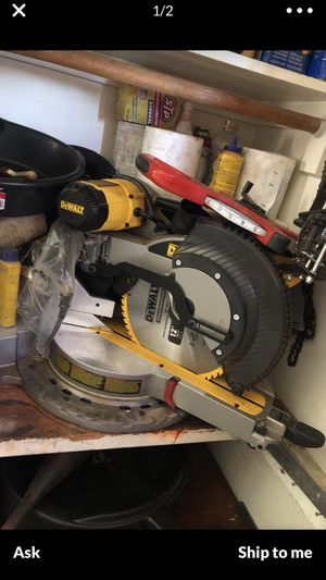 Dewalt saw table for Sale in Queens, NY