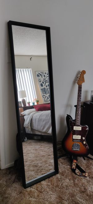 IKEA Full Length Mirror for Sale in Duarte, CA