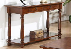 Console Table Wooden Tob for Sale in Fresno, CA