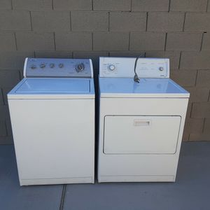 Washer and Electric Dryer for Sale in Las Vegas, NV