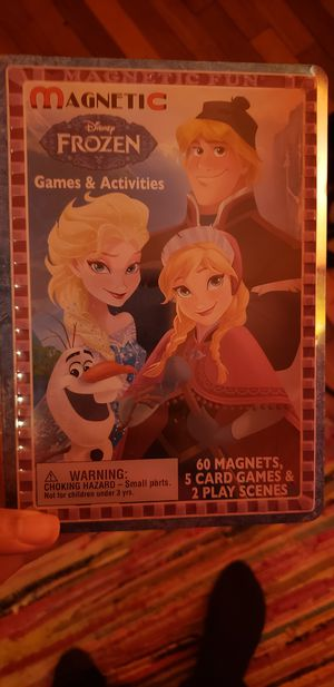 Disney Frozen (Games and Activities) for Sale in Chicago, IL
