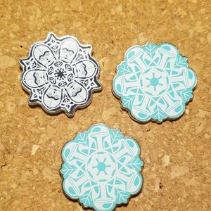 Disney Star Wars Snowflake pins for Sale in undefined