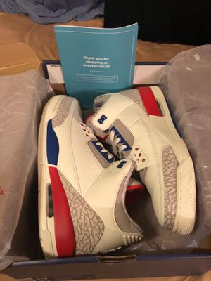 Jordan 3 International Flight for Sale in Clovis, CA