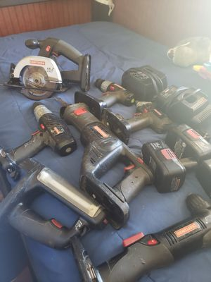 POWER TOOLS for Sale in Coolidge, AZ