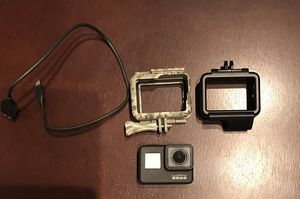 GoPro Hero7 Black with SD card and accessories for Sale in Houston, TX