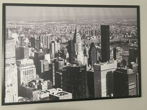 Huge New York City portrait for Sale in Columbia, SC