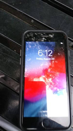 All black i phone 6.. Just need sim card.. Brand new for Sale in Hartford, CT