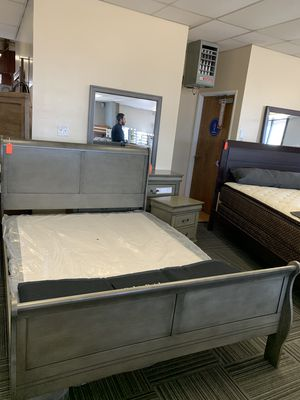 4 PIECE BEDROOM SET ONLY $499 for Sale in Delano, CA