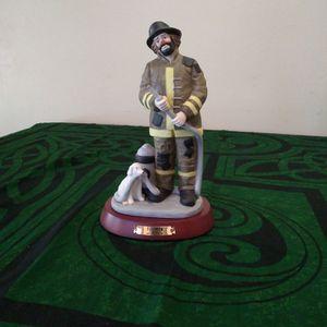 Emmett Kelly - Firefighter for Sale in East Hampton, CT