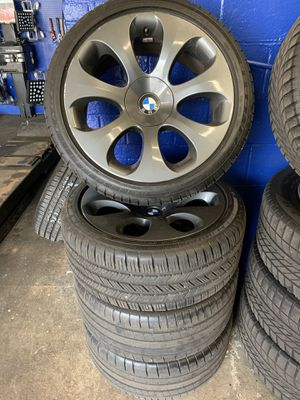 BMW 650i Staggered Wheels for Sale in Paterson, NJ