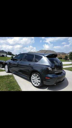 Mazda 3 Mazdaspeed for parts clean turbo car mint condition for Sale in Kissimmee, FL