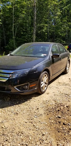 2011 ford fusion sel for Sale in GILMANTON IW, NH