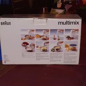 Braun multimixer for Sale in Spring, TX