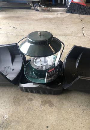 Coleman propane lantern for Sale in Yorba Linda, CA