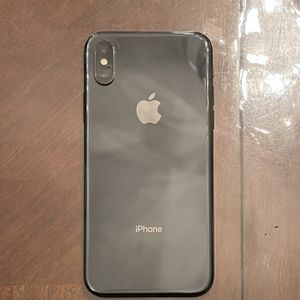 iPhone X (T-Mobile/unlocked) 64 GB Black for Sale in Gainesville, VA