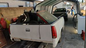 ChevyTruck long bed bed trailer for Sale in Los Angeles, CA