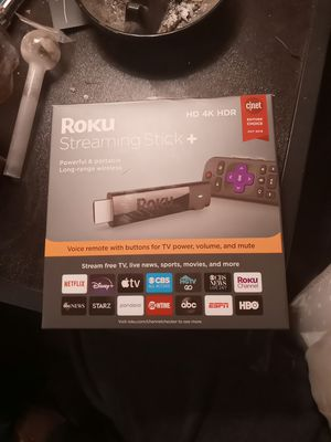 Roku streaming stick for Sale in Nescopeck, PA