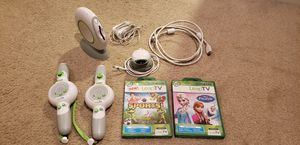 Leap TV kids learning game system with 2 games for Sale in Covina, CA