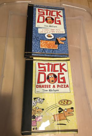 2 Stick Dog books for Sale in Scottsdale, AZ