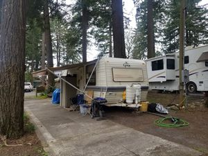 1991 travel trailer Fleetwood 28T for Sale in Washougal, WA