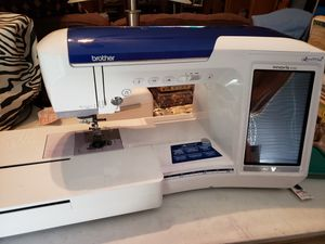 Brothers Quadro Embroidery sewing machine for Sale in Portsmouth, VA