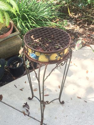 Garden plant table for Sale in West Palm Beach, FL