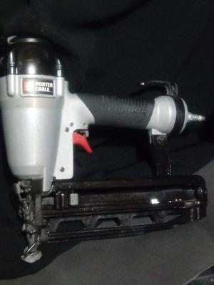 Porter cable BN200 BRAD NAILER gun for Sale in Seattle, WA