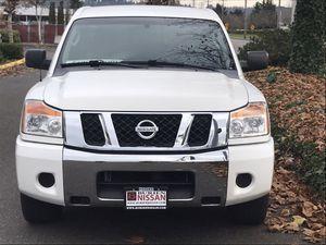 2008 Nissan Titan.193643 ml. for Sale in Auburn, WA
