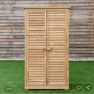 "New 63"" Tall Wooden Garden Storage Shed for Sale in Norwalk, CA"