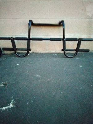Prosource multi grip pull-up bar, make me an offer! for Sale in Montclair, CA