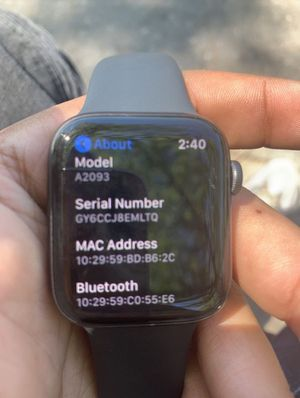 Apple wrist watch for Sale in Washington, DC