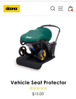 Doona Vehicle Seat Protector for Sale in Cedar Grove, NJ