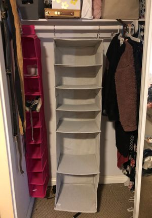 closet organizer for Sale in Anaheim, CA