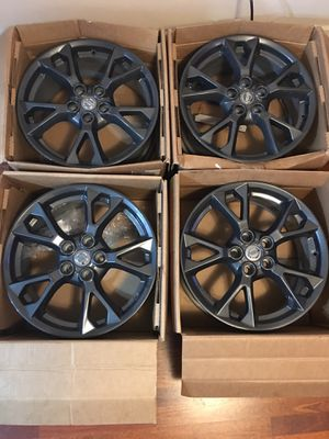 2009-2014 Nissan Maxima 18in charcoal alloy rims for Sale in Queens, NY