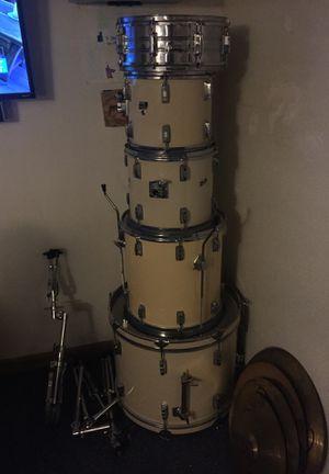 Vintage CB drum set for Sale in Eastford, CT