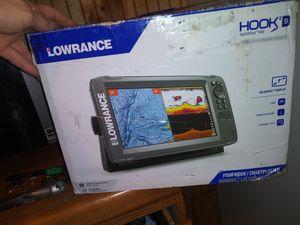 Lowrance Hook2-9 splitshot HDi for Sale in Marietta, GA