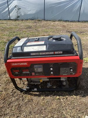 Brand new Craftsman generator for Sale in Houston, TX