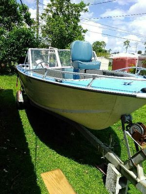 All aluminum boat for Sale in Woodstock, GA