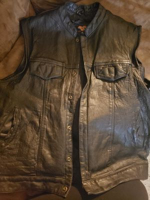Motorcycle vest for Sale in Lutz, FL
