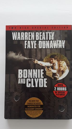 Two - Disc BONNIE AND CLYDE for Sale in North Lauderdale, FL
