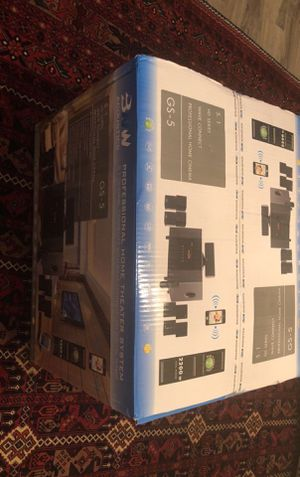 BNW Professional Home Theater System for Sale in Alexandria, VA