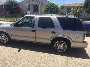 2001 Chevy blazer for Sale in Oxnard, CA